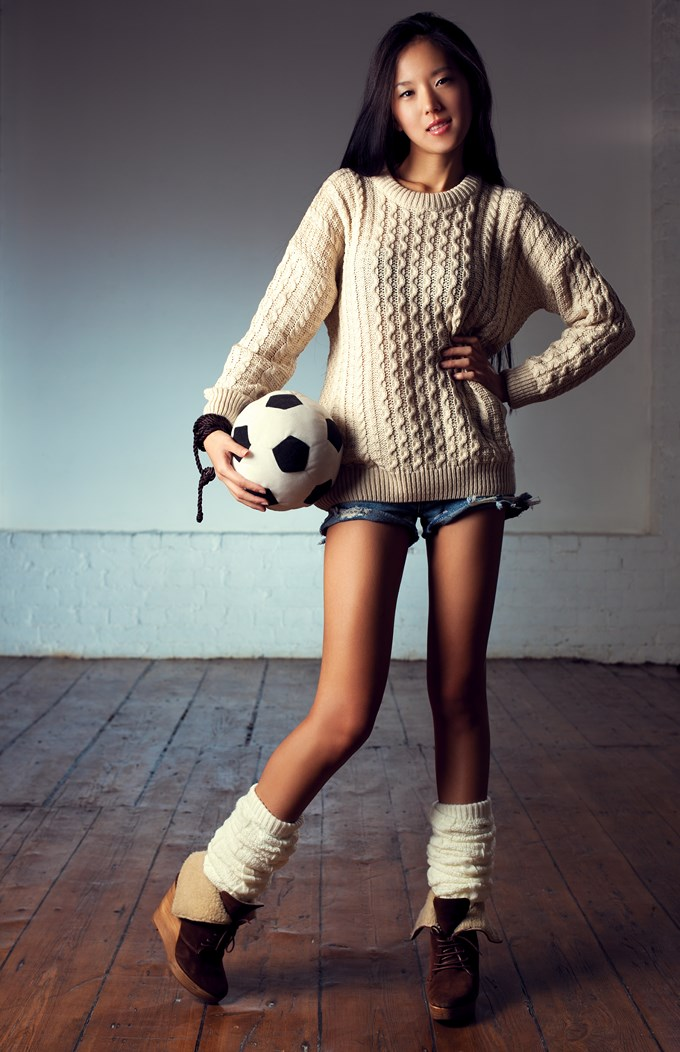 Les femmes et le foot