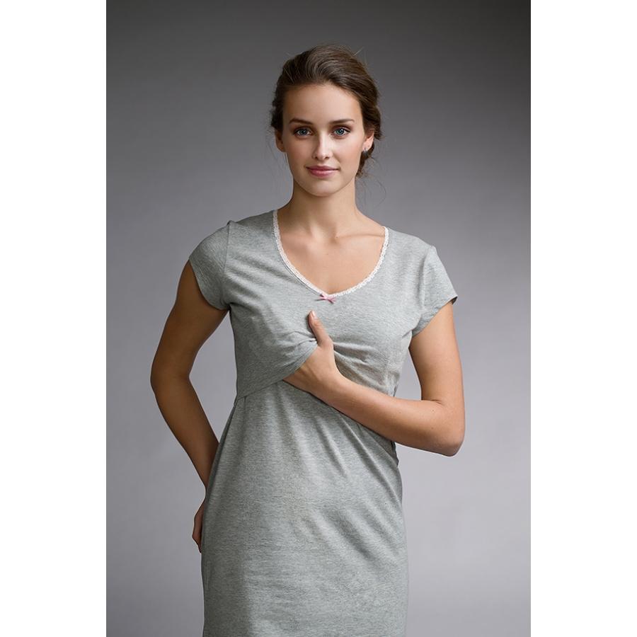 chemise de nuit j 39 aime le coton. Black Bedroom Furniture Sets. Home Design Ideas
