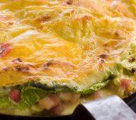 Tartiflette, un plat que j'adore préparer à toutes les saisons