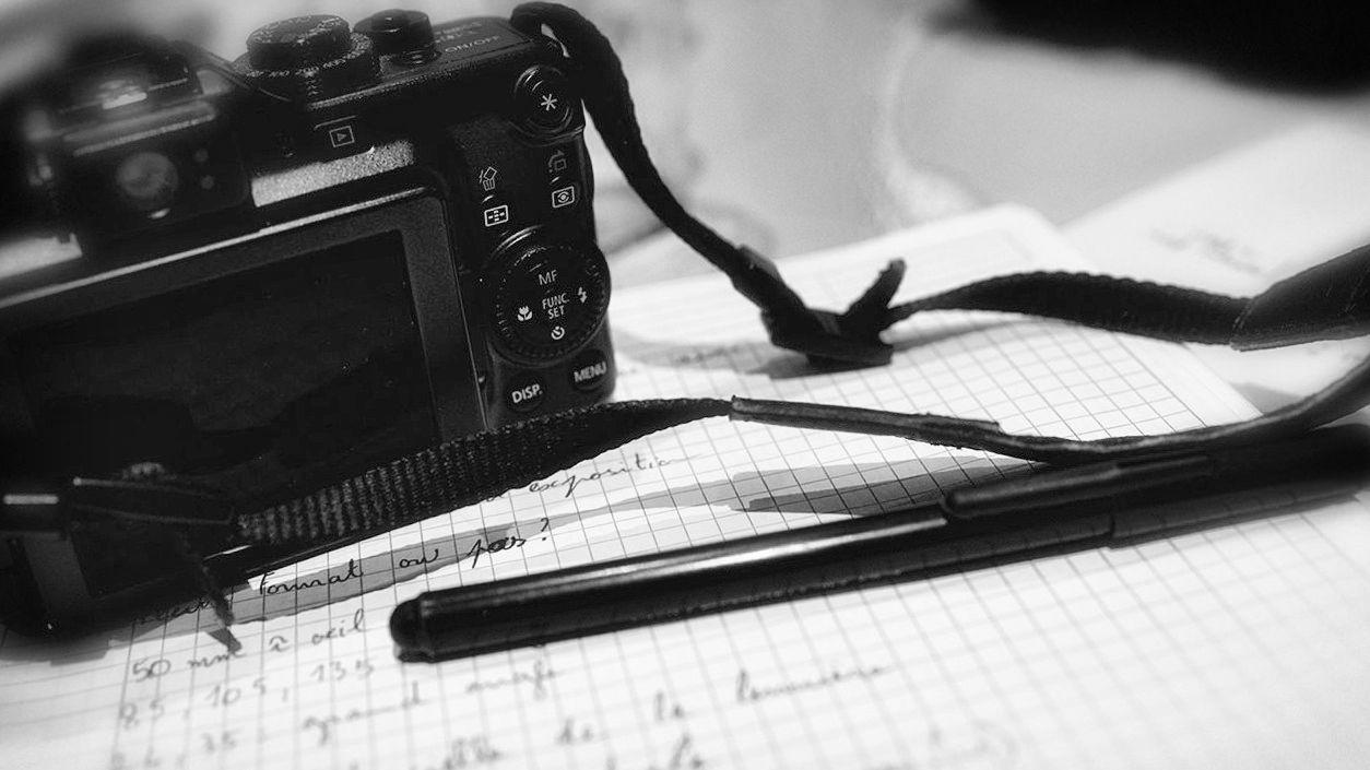 Ecole de photographie : apprendre à voir