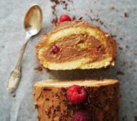 Gâteau roulé, c'est un vrai délice
