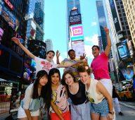 Un voyage linguistique: un plus sur un CV
